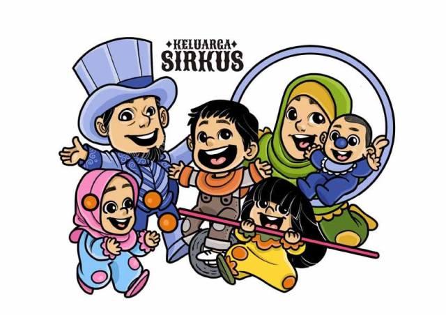Parenting, Belajar dan Bermain ala Keluarga Sirkus